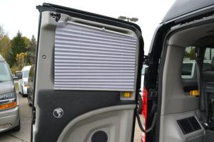 Explorer Van Ford interior options