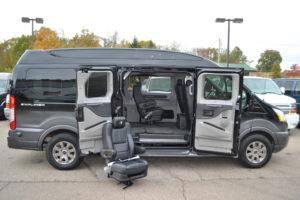 Removable Seats Explorer Van Conversions