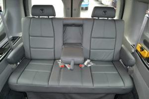 Explorer Van Seating Ford Transit