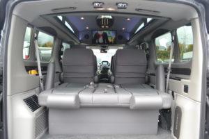 Ford Conversion Van by Explorer Van Company