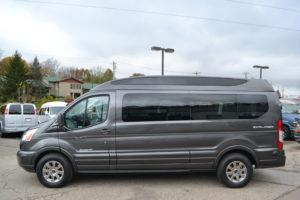 Ford 9 Passenger Conversion Van