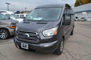Ford Transit Custom Vans