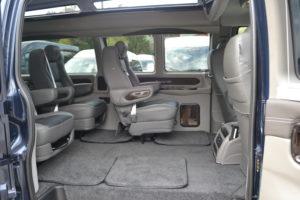 9 Passenger Conversion Van