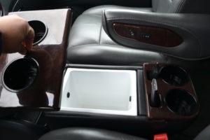 Metris conversion interior options