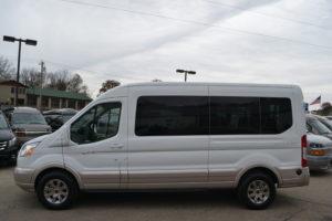 9 Passenger Ford Transit