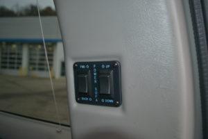 2100 Explorer Van options