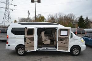 9 passenger vans