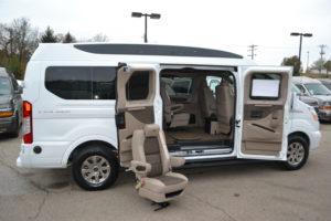 Ford Transit 9 Passenger