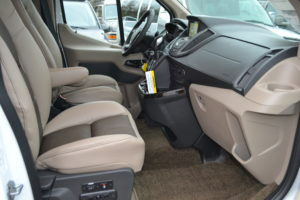 Ford Transit Interior Picture