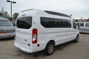 Ford transit Explorer Conversion