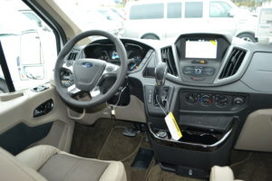 Conversion Van Ford Transit