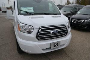 Ford Transit Luxury Van by Explorer Van Co