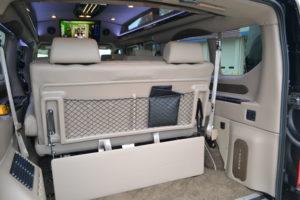 Ford Conversion Van Storage Room