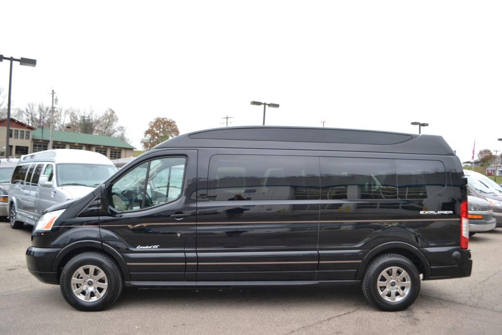 2019 Ford Conversion Van
