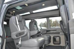 2020 Explorer Van options Mike Castrucci Conversion van land