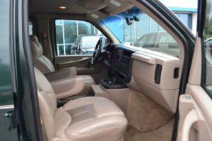 Quality Coach Conversion Van
