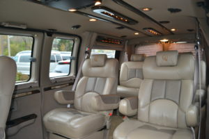 2003 Conversion Van Interior