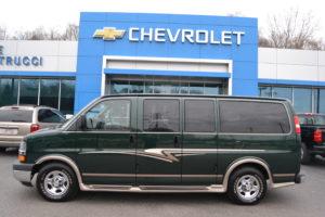 2003 Conversion Van