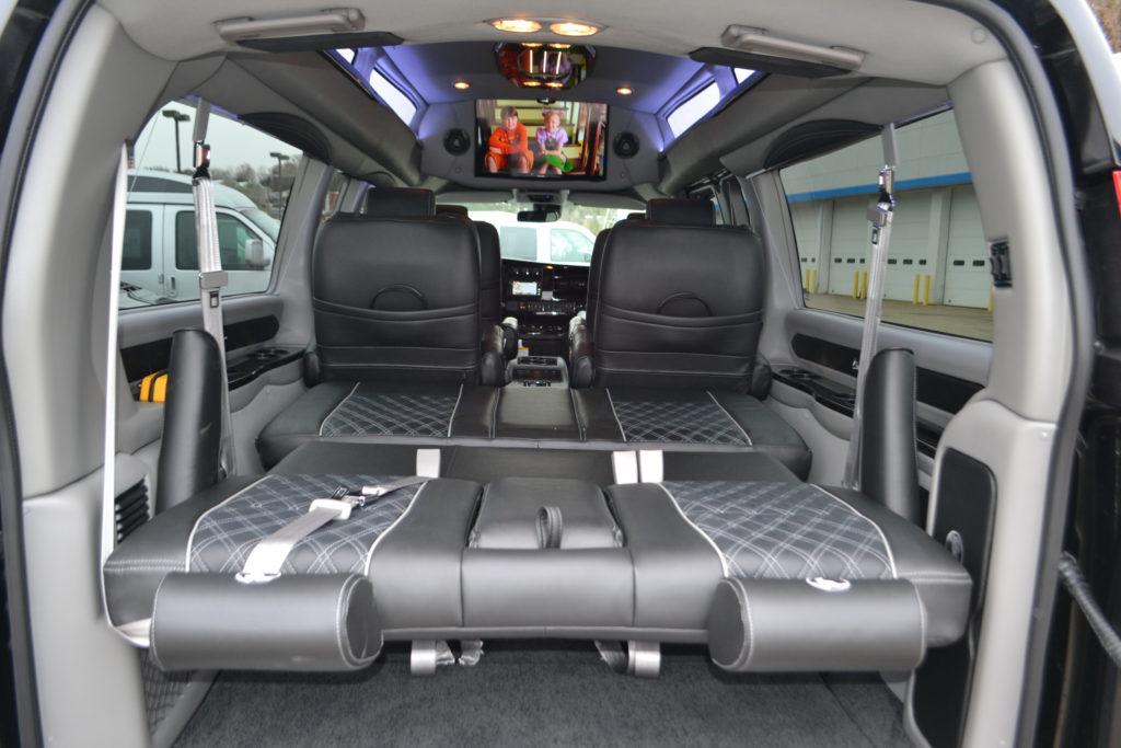2019 Chevy Express 4x4 9 Passenger Explorer Limited X Se