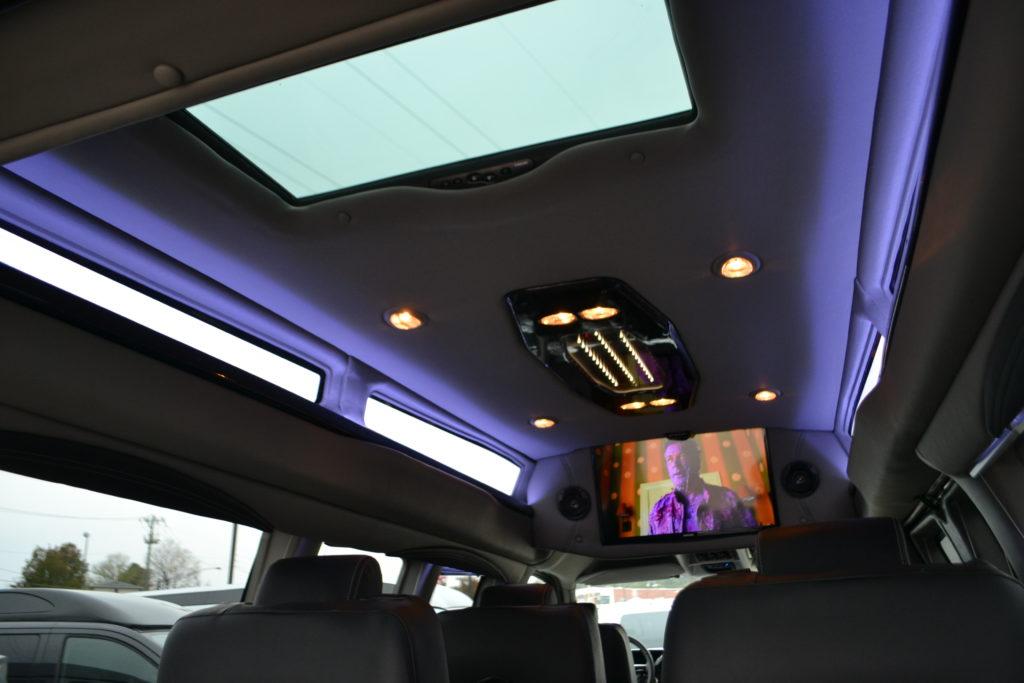 2019 Chevy Express 4X4 9 Passenger - Explorer Limited X-SE