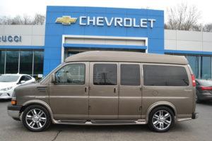 2011 Explorer Hi-Top Van Bronzemist Metallic