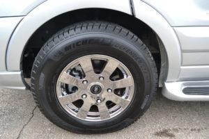 Ford Conversion Van Options
