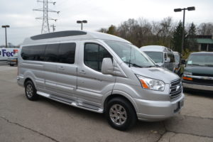 Used Transit Conversion Van