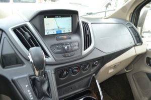Ford Sync 3 Transit Conversion Van