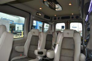 Ford Transit Seating