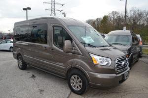 Ford Transit Conversion Van by Explorer Van Co