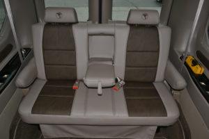 Explorer Van Luxury Seating