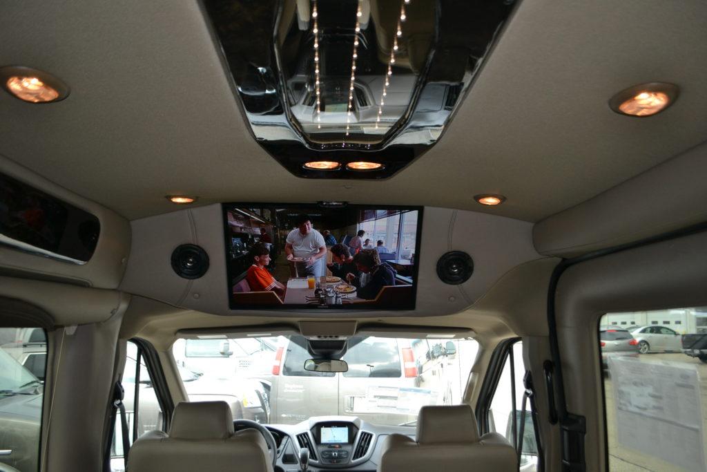 Mike Castrucci Ford >> 2019 Ford Transit 250 MR 9 Passenger - Explorer Limited SE - Mike Castrucci Conversion Van Land