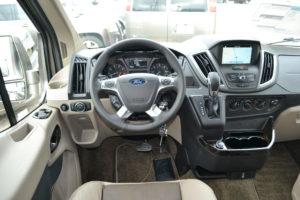 Ford Transit Dash