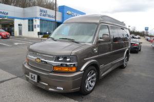 Explorer Van Sales