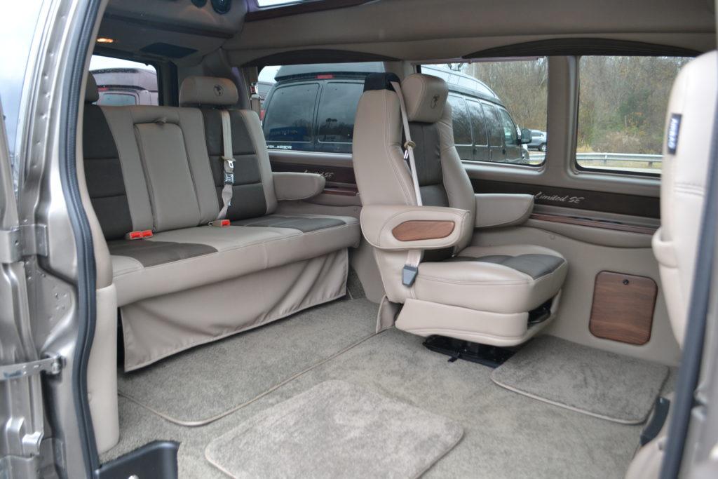 2018 Chevy Express 2500 - Explorer Limited X-SE - Mike Castrucci
