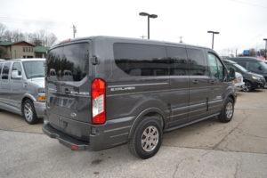 Ford Transit Conversion Van Dealer