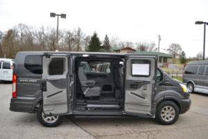 Ford Conversion Van Explorer Van Co