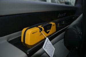 Explorer Van interior options