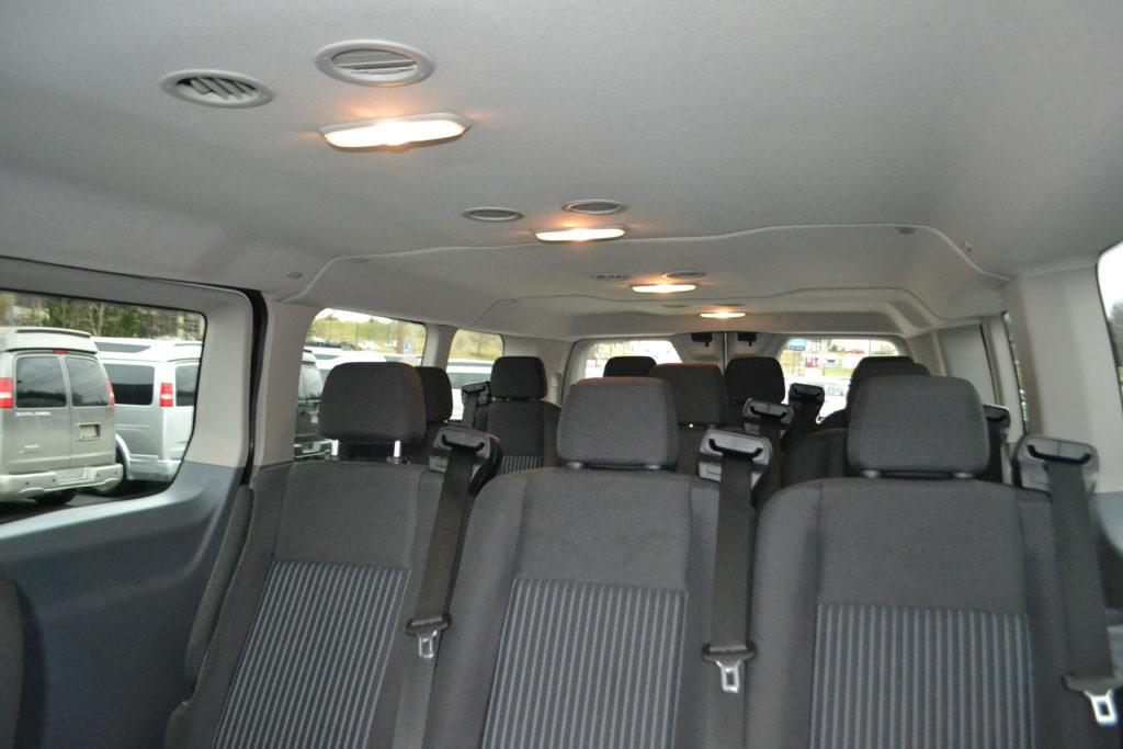 Mike Castrucci Ford >> 2016 Ford Transit 350 12 Passenger - XLT - Mike Castrucci Conversion Van Land