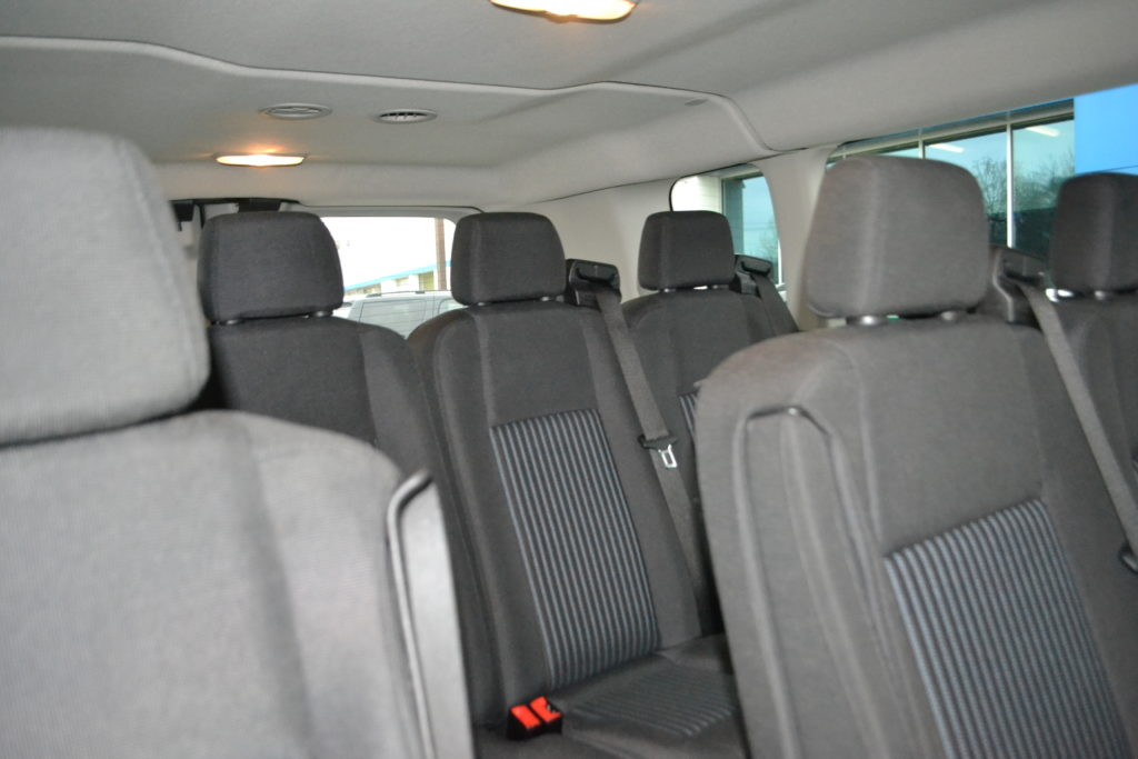 2016 Ford Transit 350 12 Passenger - XLT - Mike Castrucci