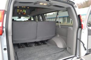 12 Passenger Luxury Van