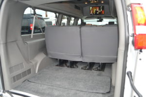 12 Passenger Conversion Van