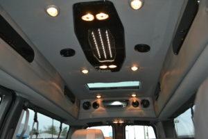 12 Passenger Explorer Conversion Van