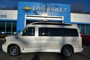 Explorer 4X4 Van