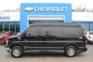 4X4 Conversion Van