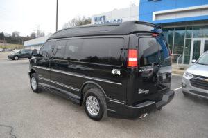 Mike Castrucci Chevrolet Conversion Van Land Explorer Van Company #1 Dealer