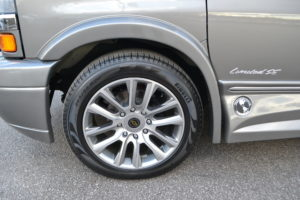2019 Explorer Van Company Wheel