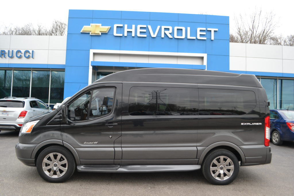 2015 Ford Conversion Van Explorer Van Co