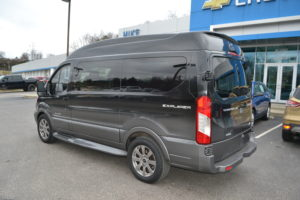 Ford Transit by Explorer Van Company