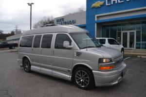 AWD Chevrolet Express AExplorer Limited X-SE Conversion Van Land